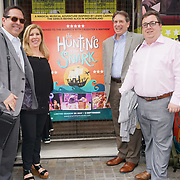London, England, UK. 27th July 2017. TRW teams representing The Hunting of the Snark attend the opening night at Vaudeville Theatre, The Strand.
