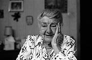 100. Geburtstag von Fr. Marianne Witzel. Bilder für den Oberurseler  Kurier fotografiert in den Jahren von 1988-1994.