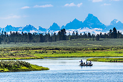 Island Park Idaho is a magnificent setting to go for that trophy trout.  The Henrys Fork of the Snake River winds through the valley and the Grand Tetons tower above. <br /> <br /> Contact me directly for prints, custom prints only.