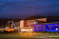 Tillamook Creamery in Tillamook, Oregon.