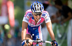 Marco Bandiera  (ITA) of Lampre - N.G.C. at 2nd stage of Tour de Slovenie 2009 from Kamnik to Ljubljana, 146 km, on June 19 2009, Slovenia. (Photo by Vid Ponikvar / Sportida)