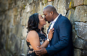 Engagement shoot at Arnold Arboretum on February 17th, 2019.