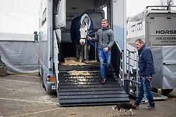 Balsiger Bryan, SUI, Ak's Courage<br /> Jumping Mechelen 2019<br /> © Hippo Foto - Sharon Vandeput<br /> 27/12/19