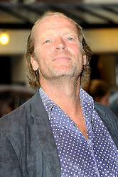Image ©Licensed to i-Images Picture Agency. 08/07/2014. London, United Kingdom. Iain Glen during the press night for 'The Curious Incident Of The Dog In The Night-Time' at Gielgud Theatre. Picture by Chris Joseph / i-Images