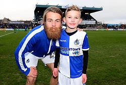 Mascot  - Mandatory by-line: Dougie Allward/JMP - 23/12/2017 - FOOTBALL - Ashton Gate Stadium - Bristol, England - Bristol City v Manchester United - Carabao Cup Quarter Final