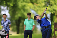 Lee Mitchell (Knock) during the final round of the Connacht Boys Amateur Championship, Oughterard Golf Club, Oughterard, Co. Galway, Ireland. 05/07/2019<br /> Picture: Golffile   Fran Caffrey<br /> <br /> <br /> All photo usage must carry mandatory copyright credit (© Golffile   Fran Caffrey)