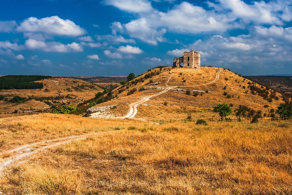 Mezek Fortress in Sakar mountains