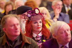 UKIP 2015 Spring Conference at the Winter Gardens Margate, Great Britain <br /> 28th February 2015 <br /> <br /> delegates<br /> <br /> Photograph by Elliott Franks <br /> Image licensed to Elliott Franks Photography Services
