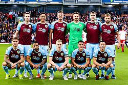 Burnley side to face Olympiakos - Mandatory by-line: Robbie Stephenson/JMP - 30/08/2018 - FOOTBALL - Turf Moor - Burnley, England - Burnley v Olympiakos - UEFA Europa League Play-offs second leg