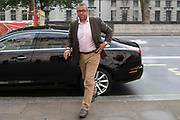 James Cleverly  MP, Chairman of the Conservative Party arrives at the Cabinet office in Whitehall, London, United Kingdom on 19th August 2019.