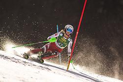 Hannah Koeck (AUT)Hannah Koeck (AUT) during the Ladies' Slalom at 56th Golden Fox event at Audi FIS Ski World Cup 2019/20, on February 16, 2020 in Podkoren, Kranjska Gora, Slovenia. Photo by Matic Ritonja / Sportida