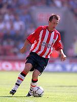 Neal McCann (Southampton) Southampton v Parma, Pre-Season Friendly, 9/08/2003. Credit: Colorsport / Matthew Impey