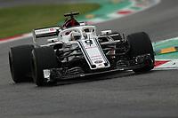 Marcus Ericsson Alfa Romeo Sauber<br /> Monza 31-08-2018 GP Italia <br /> Formula 1 Championship 2018 <br /> Foto Federico Basile / Insidefoto
