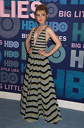May 29, 2019 - New York City, New York, U.S. - Actress KATHRYN NEWTON attends HBO's Season 2 premiere of 'Big Little Lies' held at Jazz at Lincoln Center. (Credit Image: © Nancy Kaszerman/ZUMA Wire)