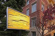PRODUCT: Outdoor Art Display<br /> TITLE: <br /> CLIENT: La Maison des Artistes