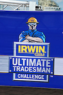 Irwin Tools .Ultimate Tradesman Challenge.7 April 2010.(C) Sarah Strickland.Use information: This image is intended for Editorial use only (e.g. news or commentary, print or electronic). Any commercial or promotional use requires additional clearance.