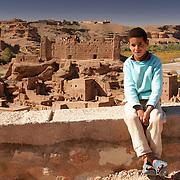 Local boy, Dades Valley, Morocco (November 2006)
