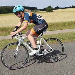 18-06-2017: Wielrennen: NK Paracycling: Montferlands-Heerenberg (NED) wielrennen  <br />Siegrid Goustra (Leeuwarden)