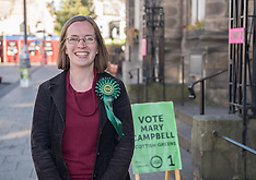 New Green Councilor | Edinburgh | 5 May 2017
