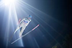 06.01.2015, Paul Ausserleitner Schanze, Bischofshofen, AUT, FIS Ski Sprung Weltcup, 63. Vierschanzentournee, Finale, im Bild Ilmir Hazetdinov (RUS) // Ilmir Hazetdinov of Russia during Final Jump of 63rd Four Hills <br /> Tournament of FIS Ski Jumping World Cup at the Paul Ausserleitner Schanze, Bischofshofen, Austria on 2015/01/06. EXPA Pictures © 2015, PhotoCredit: EXPA/ JFK