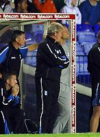 Photo: Dave Linney.<br />Birmingham City v Shrewsbury Town. Carling Cup. 22/08/2006Bham Mgr .Steve Bruce