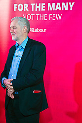 Pictured: Jeremy Corbyn<br /> <br /> Jeremy Corbyn and Richard Leonard joined the Scottish Labour faithful tonight at a rally in at the Shottstown Miners Welfare Halls in Penicuik.<br /> <br /> They were joined by Labour MPs Ian Lavery and Danielle Rowley