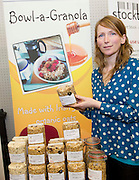 27/01/2014 Bowl-a-Granola owner  Siobhan Joyce who won a SCCUL Enterprise Award Agriculture & Food<br /> One to Watch award<br />  <br /> Bowl – a- granola is a Galway food company established in 2012. The company specialises in home made granola made with Irish Organic oats.<br /> Having started in famers markets Bowl- a- granola is now available in 14 independent shops in Galway and Clare. In 2013 Bowl- a- granola was awarded silver at the Blas na hEireann Irish Food Awards.<br />  . Photo:Andrew Downes