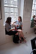 MILLIE ROSS; MAYA LUBINSKY, AN EVENING SALON OF ART, POETRY AND BURLESQUE . The Opera Quarter Bar & Supper Club. COVENT GARDEN. London. 28 July 2009