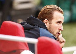 May 7, 2019 - Amsterdam, Holland, Netherlands - Tottenham Hotspur's Harry Kane..during Tottenham Hotspur training session ahead of the UEFA Championship League Semi- Final 2nd Leg between Ajax and Tottenham Hotspur at Johan Cruyff Arena Stadium , Amsterdam, Netherlandson 07 May 2019. (Credit Image: © Action Foto Sport/NurPhoto via ZUMA Press)