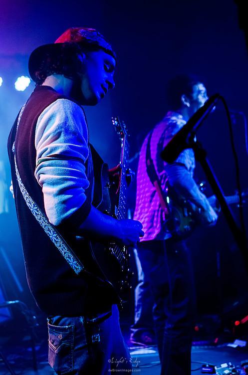 Brett Haenn and John Shields of Long Miles performing at The Blockley in Philadelphia, PA.