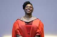 University of Edinburgh<br /> Award of Honorary Degree,<br /> St Cecelia's Hall, Sat 26th August 2017.<br /> <br /> Ms Chimamanda Ngozi Adichie<br /> <br />  Neil Hanna Photography<br /> www.neilhannaphotography.co.uk<br /> 07702 246823