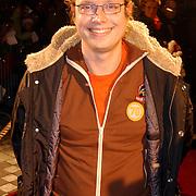 Premiere Polar Express, Dennis Mulder