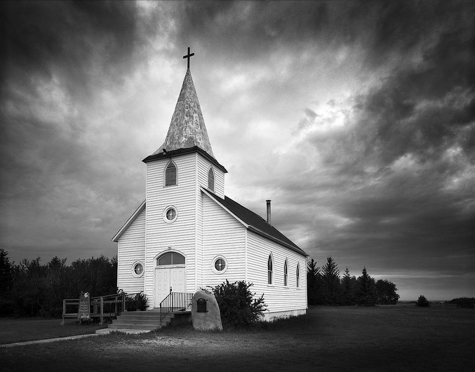 St Paul's Evangelical Lutheran Church, Bergheim, SK