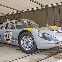 #41 Porsche 904 Carrera GTS, Silverstone Classic, 2013