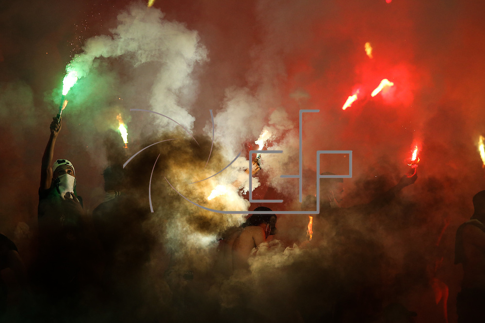Roma 14/08/2021 Stadio Olimpico<br /> Amichevole <br /> AS Roma vs Raja Club Athletic