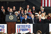 Richard T. Santulli at The 2008 Veterans Day  Ceremonies at the Intrepid Sea, Air, & Space Musem on November 11, 2008 in NYC