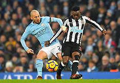 Manchester City v Newcastle United - 20 January 2018