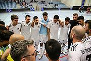 Futsal: 1. Bundesliga, HSV-Panthers - Stuttgart Futsal Club, Hamburg, 11.09.2021<br /> <br /> © Torsten Helmke