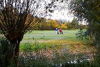 NUMANSDORP - Golfclub Cromstrijen. COPYRIGHT KOEN SUYK