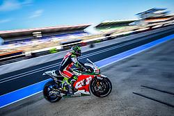 May 18, 2018 - Le Mans, France - 35 CAL CRUTCHLOW (GBR) LCR HONDA CASTROL (MCO) HONDA RC213V (Credit Image: © Panoramic via ZUMA Press)