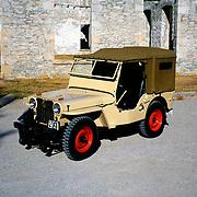 1946 Willys CJ -2A Jeep