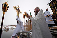 Odrynki. Święto Jordanu w prawosławnym skicie