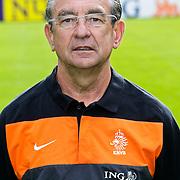 AUS/Seefeld/20100529 - Training NL Elftal WK 2010, assistent Dick Voorn