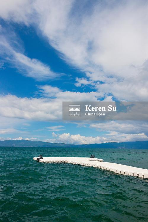 Lake Ohrid, UNESCO World Heritage site, Republic of Macedonia