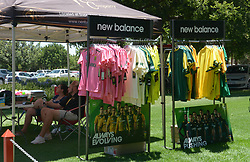 Pretoria 26-12-18. The 1st of three 5 day cricket Tests, South Africa vs Pakistan at SuperSport Park, Centurion. Day 1. A merchandise stand outside the stadium. Picture: Karen Sandison/African News Agency(ANA)