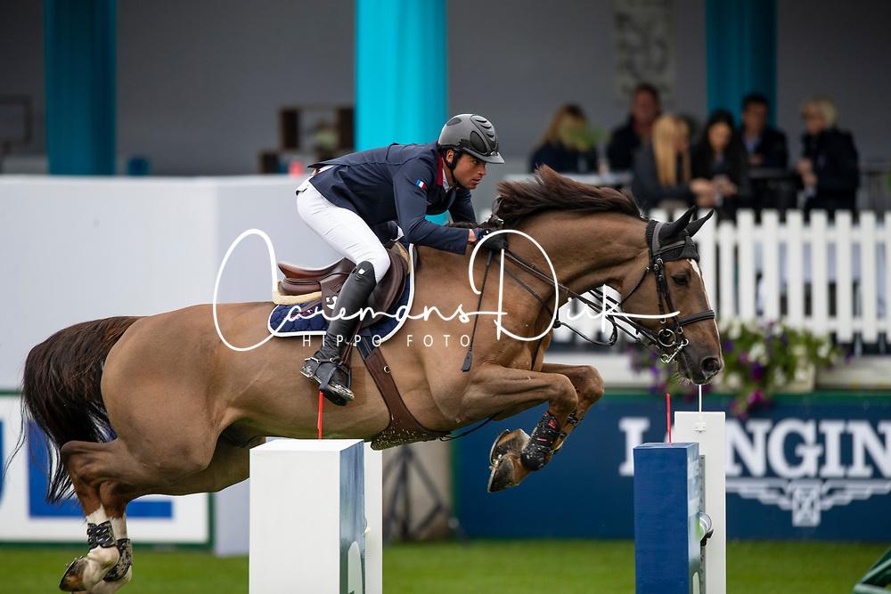 Levy Edward, FRA, Drag Du Buisson Z<br /> Jumping International de La Baule 2019<br /> <br /> 16/05/2019