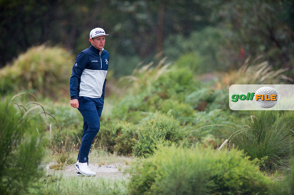 Cameron Smith (AUS) during the second day of the World cup of Golf, The Metropolitan Golf Club, The Metropolitan Golf Club, Victoria, Australia. 23/11/2018<br /> Picture: Golffile | Anthony Powter<br /> <br /> <br /> All photo usage must carry mandatory copyright credit (© Golffile | Anthony Powter)
