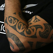 20181122 Rugby : Conferenza All Blacks