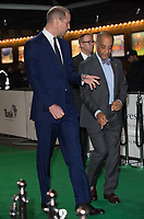 The Duke of Cambridge at the Tusk Conservation Awards at Empire Cinema, Leicester Square, London, England