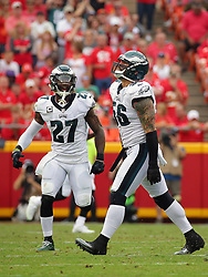 2017 Philadelphia Eagles at Kansas City Chiefs at Arrowhead Stadium on September 17, 2017 in Kansas City, Missouri. The Chiefs won 27-20. (Photo by Hunter Martin/Philadelphia Eagles)
